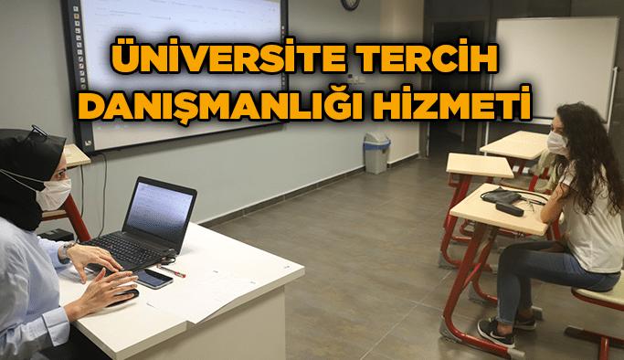 Üniversite tercih danışmanlığı hizmeti