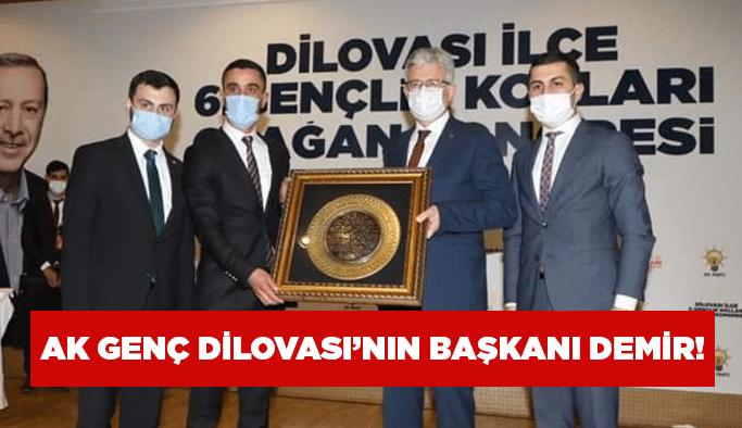 AK Genç Dilovası'nın başkanı Demir!
