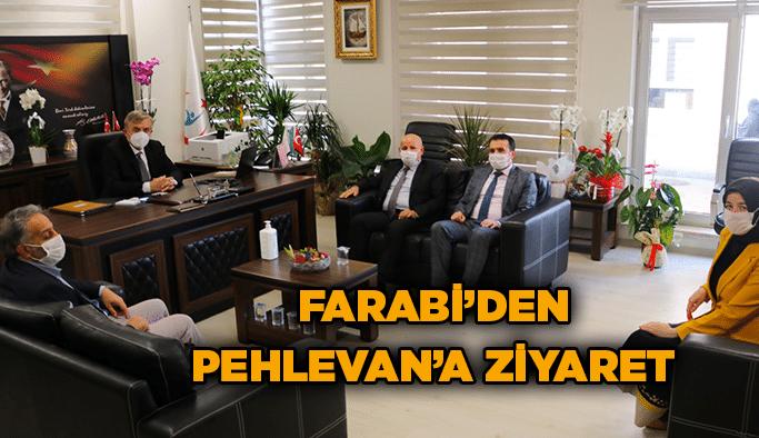Farabi'den Pehlevan'a ziyaret