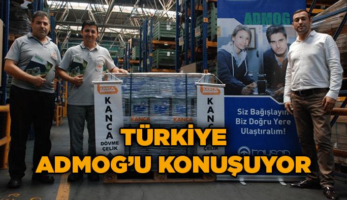 Türkiye ADMOG'u konuşuyor
