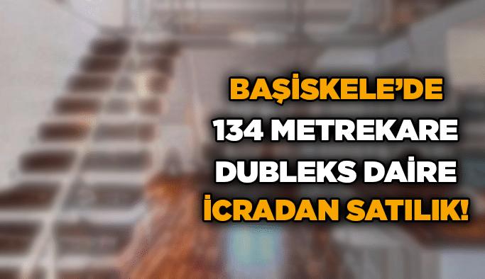 Başiskele'de 134 metrekare dubleks daire icradan satılık!