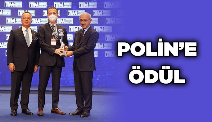 Polin'e ödül